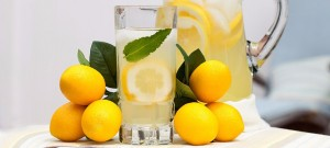 air-jeruk-lemon-water