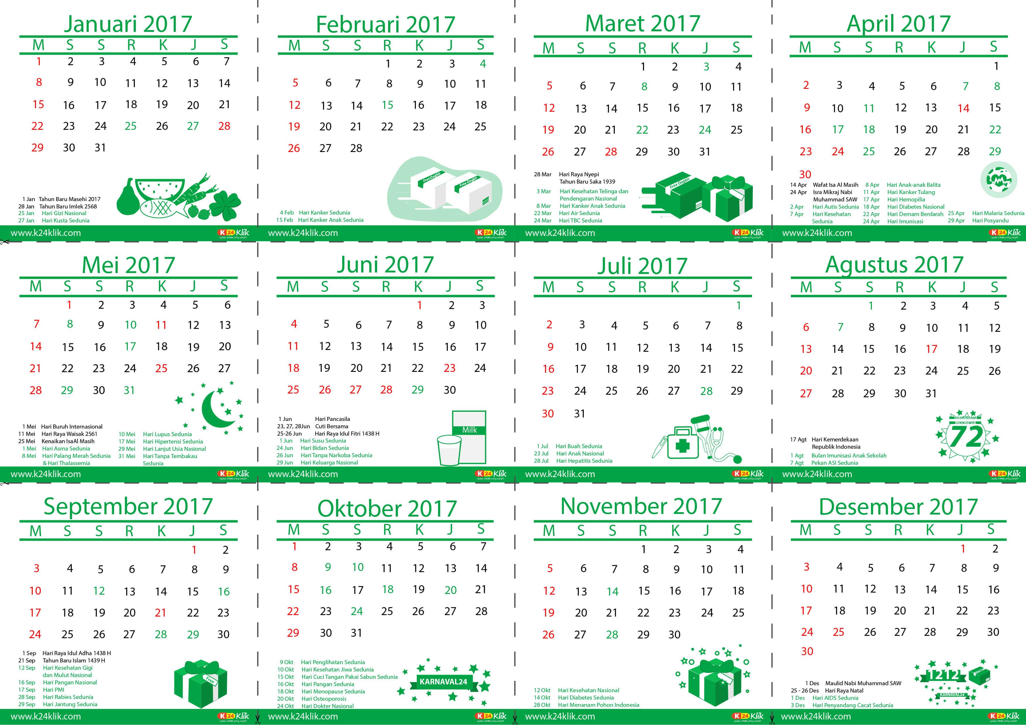 k24klik kalender kesehatan 2017 blog k24klik. Black Bedroom Furniture Sets. Home Design Ideas