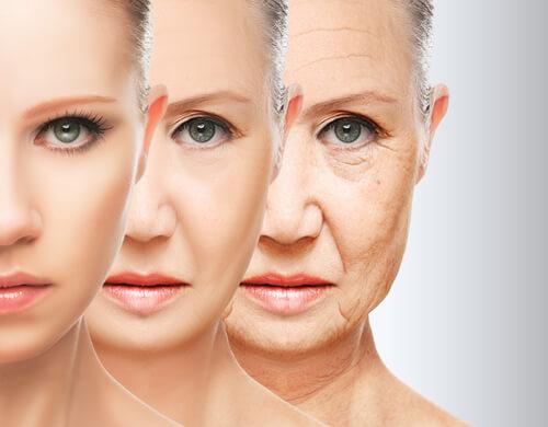 Collagen efect