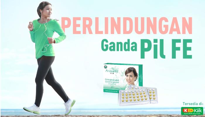 Pil KB Andalan FE