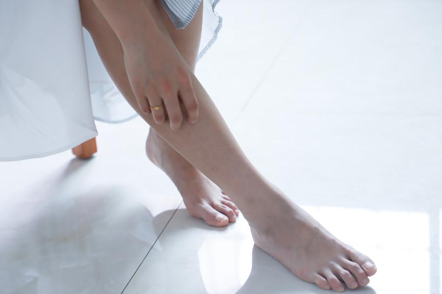 cedera kaki