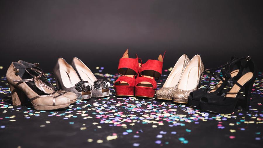 risiko penggunaan high heels