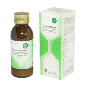 FARMACROL F SYR 100ML