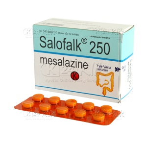 SALOFALK 250MG CAP