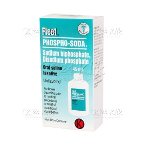 FLEET PHOSPHOSODA
