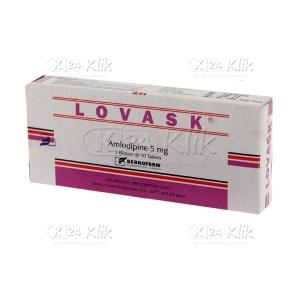 LOVASK 5MG TAB