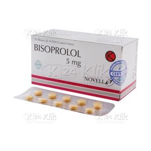 BISOPROLOL FUMARATE 5MG TAB NOVELL