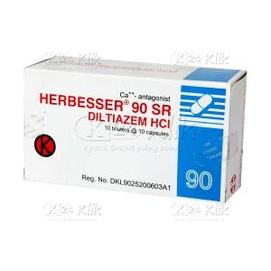 HERBESSER SR 90MG CAP