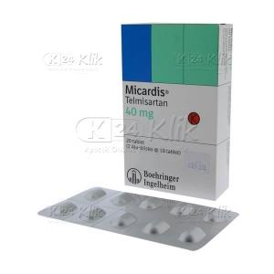 MICARDIS 40MG TAB