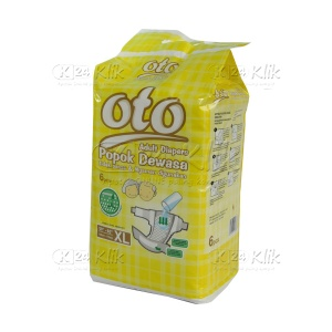 PAMPERS DWS OTO XL-6