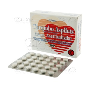 THROMBO ASPILET 80MG TAB