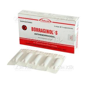 BORRAGINOL S SUPP