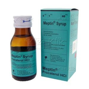 MEPTIN 60ML SYR 5MCG/5ML