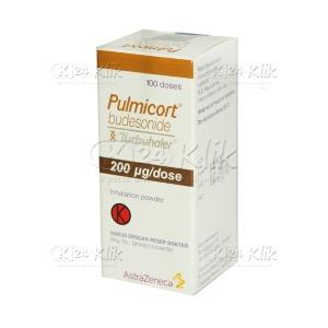 PULMICORT TURBU 200MCG/DOSIS 100DOSIS