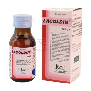 LACOLDIN SYR 60ML