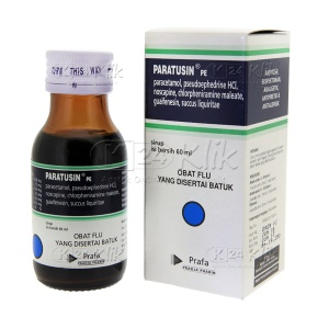 PARATUSIN SYR 60ML