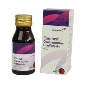 COMTUSI SYR 60ML