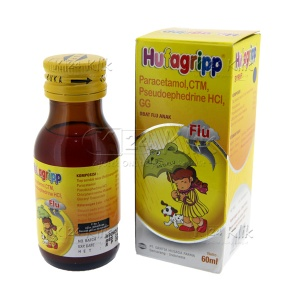 HUFAGRIP SYR 60ML