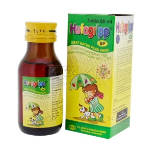 HUFAGRIP BP SYR  60ML