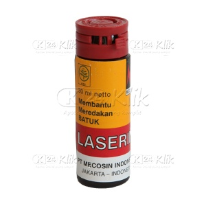 LASERIN SYR 30ML
