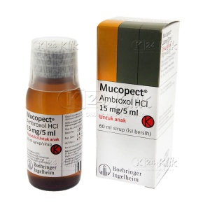 MUCOPECT SYR 60 ML 15MG/ML (ANAK)