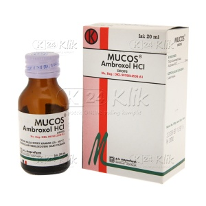 MUCOS DROP 20ML 15MG/1ML