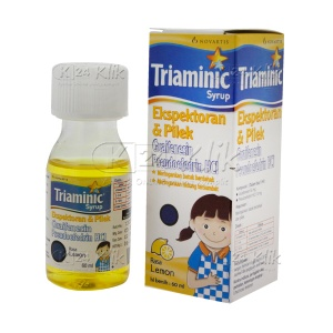TRIAMINIC EXP SYR