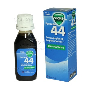 VICKS F44 DWS SYR 54ML