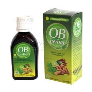 OB HERBAL 100ML