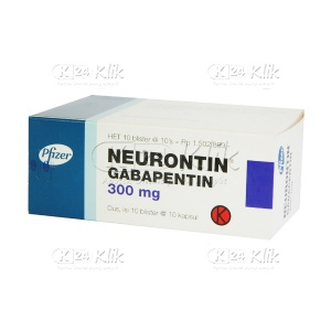 NEURONTIN 300MG TAB