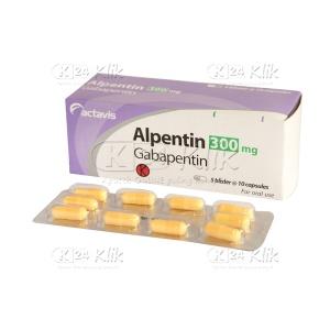 ALPENTIN 300MG