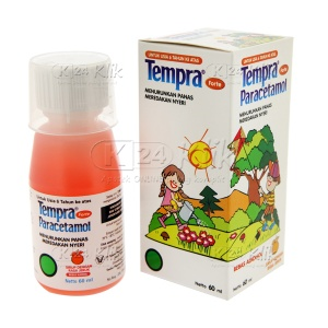 TEMPRA F SYR 60ML