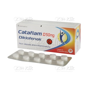 CATAFLAM D 50MG TAB