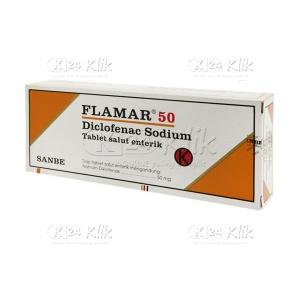 FLAMAR 50MG TAB