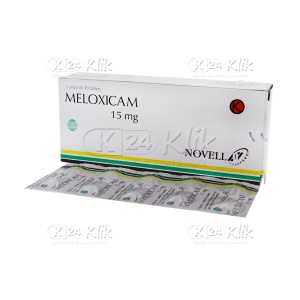 MELOXICAM NOVELL 15MG TAB
