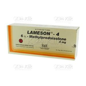 LAMESON 4MG TAB