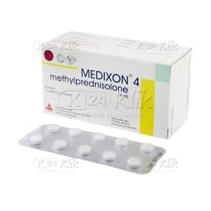 MEDIXON 4MG TAB