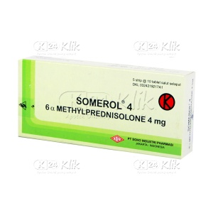 SOMEROL 4MG TAB