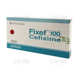 FIXEF 100MG CAP