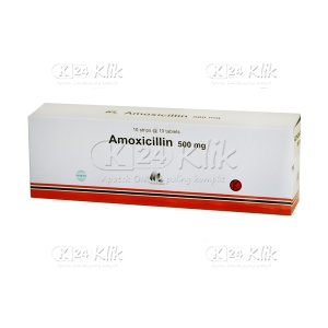 AMOXICILLIN IF 500MG