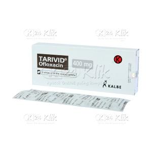 TARIVID 400MG TAB