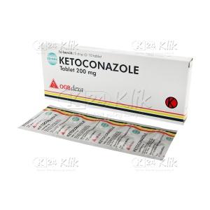KETOCONAZOLE DEXA 200MG TAB