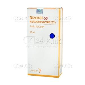 NIZORAL SS 2% SHAMPO 80ML
