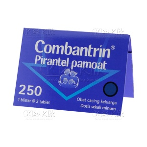 COMBANTRIN 250MG STR