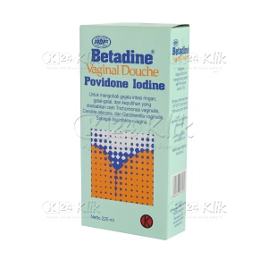 BETADINE VAG D.225ML