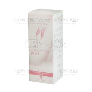 LACTACYD WOMAN 60ML
