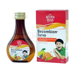 SS BECOMBION SYRUP 110ML
