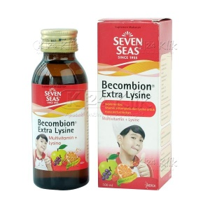 SS BECOMBION LYSIN SIRUP 100ML