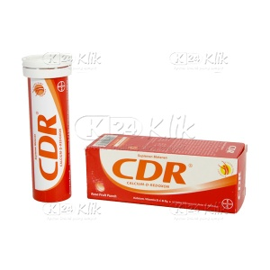 CDR EFF 10S FRUIT PUNCH