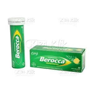 BEROCCA EFF 10'S TUB
